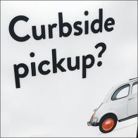 Nordstrom Curbside Pickup Sidewalk Sign Square1