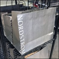 Nordstrom Order Pickup Branded Shopping Bags