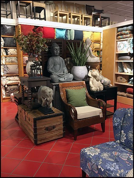 Zen Interior Decorating A Fait Accompli