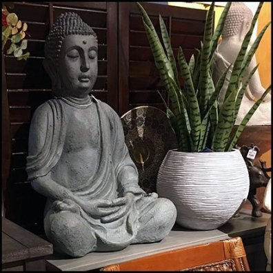 Zen Interior Decorating A Fait Accompli
