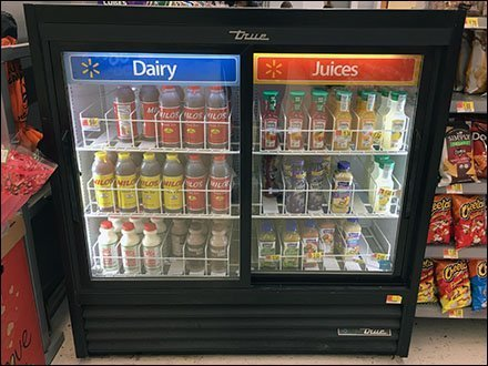Dairy Grab-And-Go Vs Juices Grab-And-Go