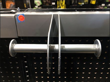 Hunting Bow Custom Bar-Mount Faceout Details