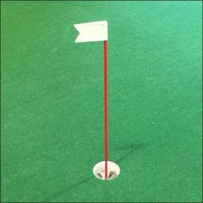 Dicks In-Store Indoor Golf Putting Green Feature