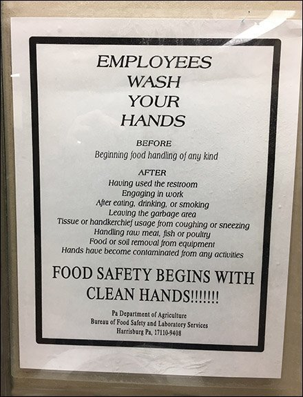 How and Why of Retail Food Safety