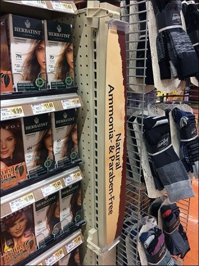 Forward-Facing Aisle Invader Category Definition