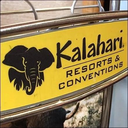 Kalahari Resorts Fixtures and Outfitting