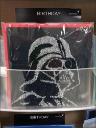 Star Wars Rhinestone Greeting Card Collection