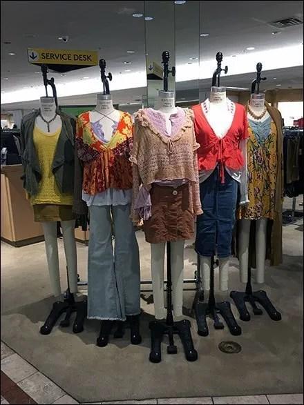 Superior Model Form Army of Vintage Mannequins