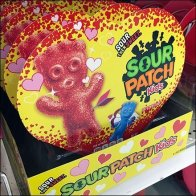 Sweeten Valentine's Day Sour Patch Kids Square2