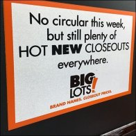 Big Lots No Circular This Week Announcement