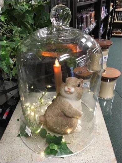 Rabbit Bell Jar Merchandising