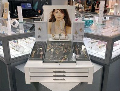 Fashion Jewelry Anti-Theft Drawers