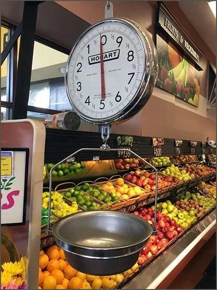 Hobart Vintage Greengrocer Dial Scale