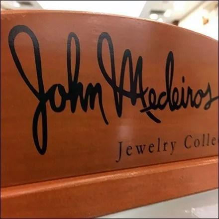 John Medeiros Earrings Table-Top Spinner