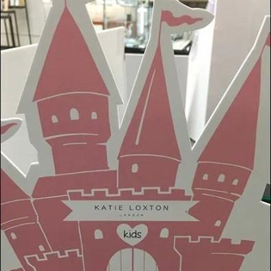 Katie Loxton London Jewelry Castle Display