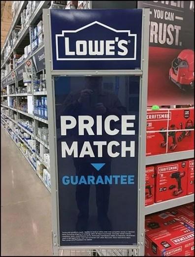 Price Match Assurance