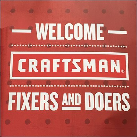 Craftsman Merchandising and Display