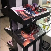 New And Trending Makeup Sephora Display