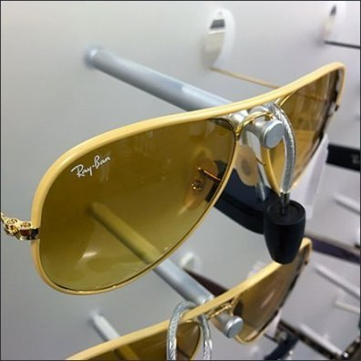 Nordstrom Sunglass Rack Plug-In Nose Piece Feature