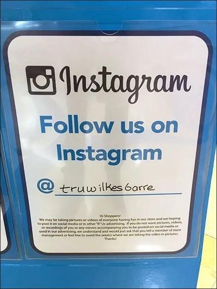 Personalized Follow-Us Instagram Invitation