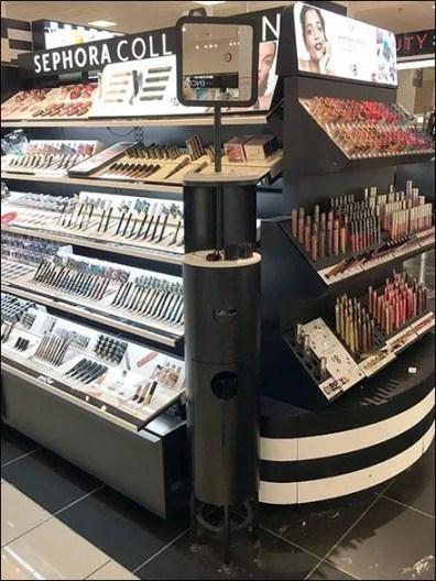 Sephora Makeup Workstation