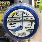 String Trimmer Specialties Display Rack