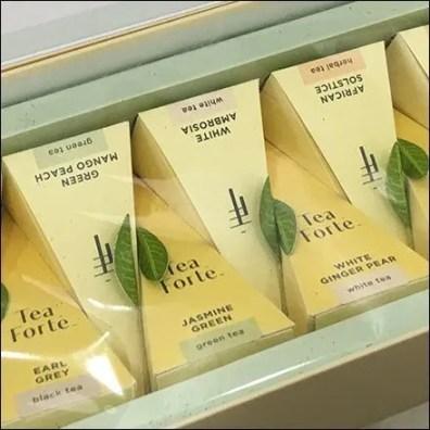 Tea Forte Tea Tasting Assortment Sampler