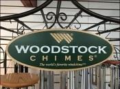 Woodstock Chimes Logo