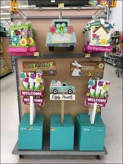 Easter Egg Display
