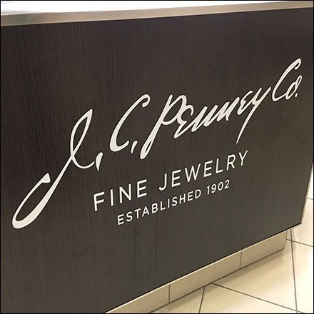 Fine Jewelry Department Branded Cabinetry
