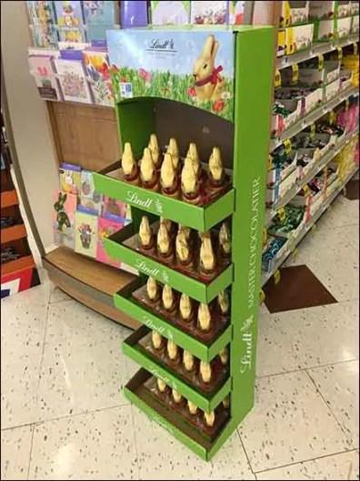 Chocolate Bunny Merchandising