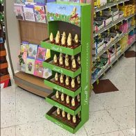 Chocolate Bunny Merchandising