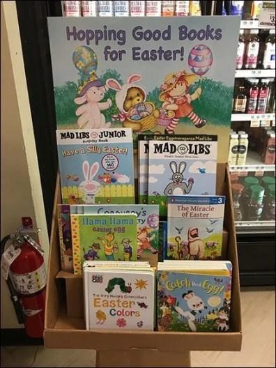 Best Holiday Books Merchandising
