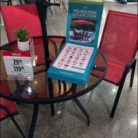 In-Store Catalog Shopping Melbourne Patio Furniture
