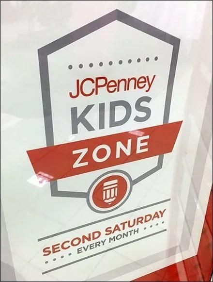 Fun Happens Here In-Store Kid Zone