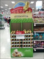 Lindt Personalized Easter Bunny Promotion