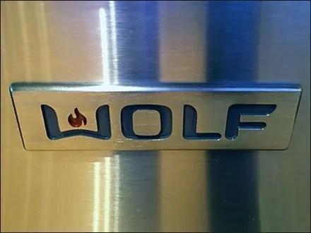 Sub Zero Showroom Wolf Gas Grill Logo Aux
