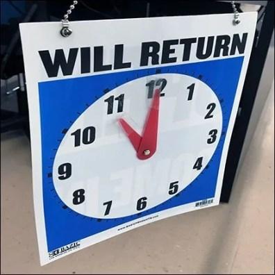 Tax Time Will Return at 11:00 AM