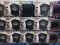Stereo Sound Boom Box Billboard Merchandising