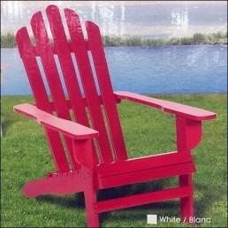 Adirondack Chair Surplus Sale Merchandising