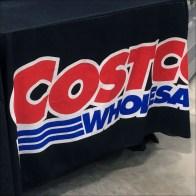Costco Auto Sales Table Drape Introduction