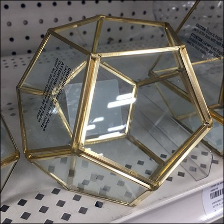 Do-It-Yourself Geometric Glass Terrariums