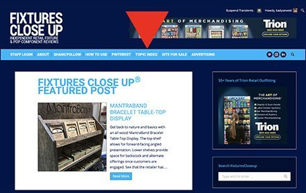 How To Research Store Fixtures - Topic Index