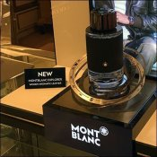 Montblanc New Woody Aromatic Leather Descriptor