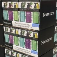 Neutrogena Spa Variety Pack Merchandising