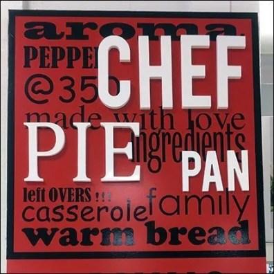 Chef Signature Pie Crust Bakery Brag