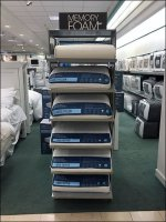 Why Memory Foam Declined Display