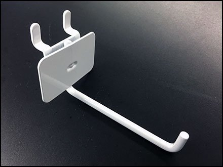 90º Tip Product-Stopped Hook Back-Labeled