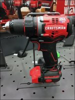 Craftsman Drill Power Tool Cradle Stand