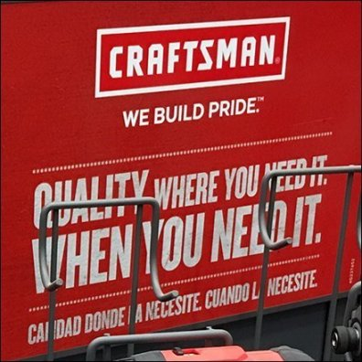 Craftsman Power Tool Pride Drill Display